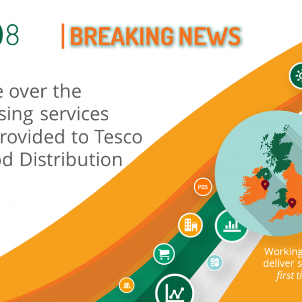 eXPD8 to work in partnership with Tesco