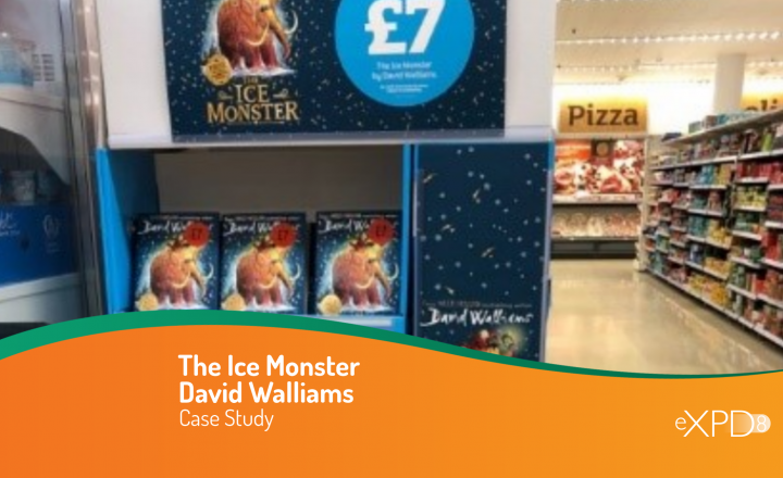 The Ice Monster by David Walliams – Case Study
