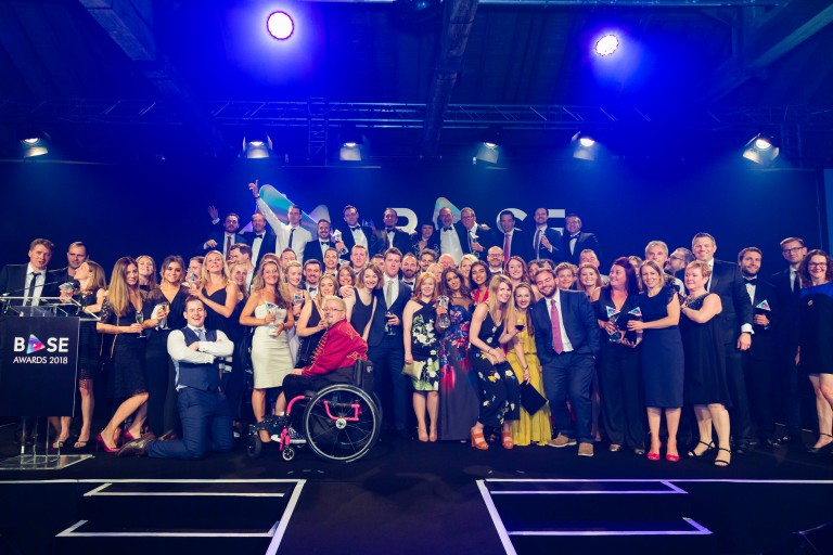 Winners of the BASE Awards 2018