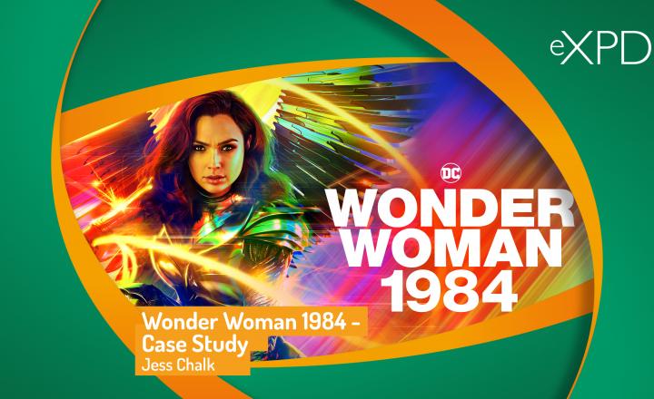 Wonder Woman 1984 – Case Study
