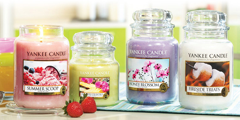 Merchandising & Planogram Compliance for Yankee Candle