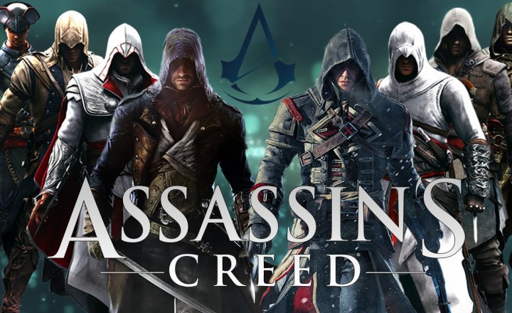 Launch Day POS, Merchandising & In-Store Promotion For Assassin's Creed