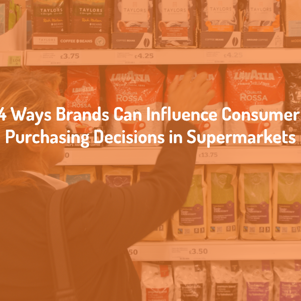 brand influence in supermarkets