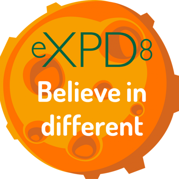 eXPD8 believe in different