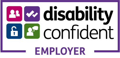 eXPD8 is a Disability Confident Employer