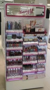 merchandising effective health beauty