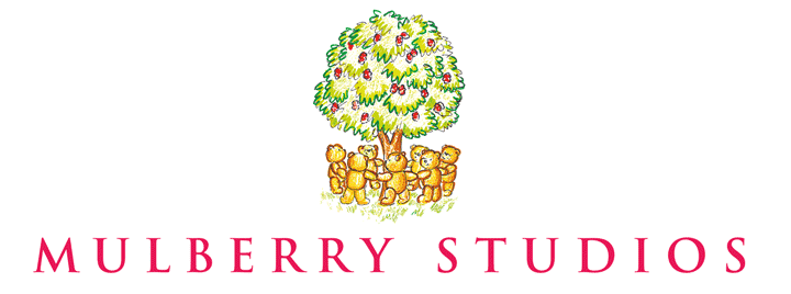 Merchandising for Mulberry Studios Ltd