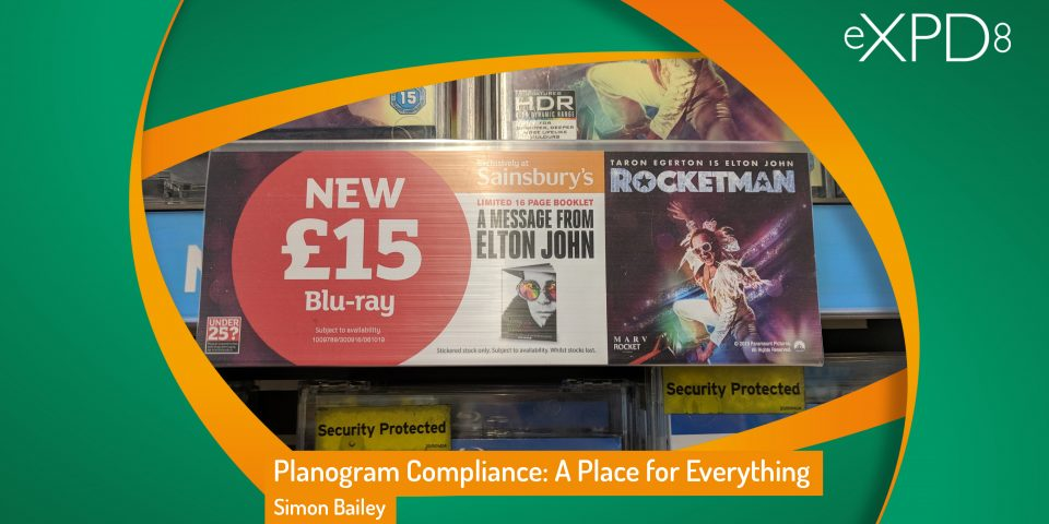 planogram compliance a place for everything