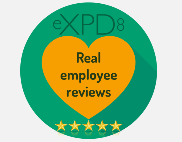 eXPD8 Real employee reviews