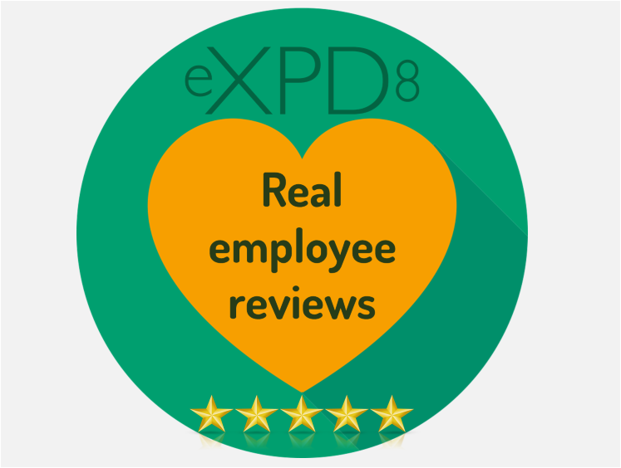 eXPD8 Real employee reviews - eXPD8