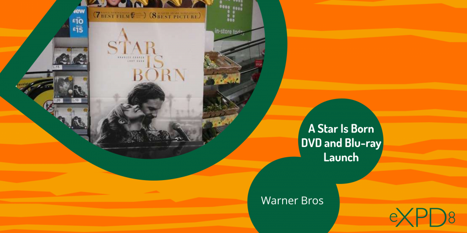 A Star Is Born DVD and Blu-ray Launch